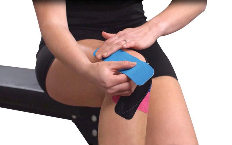 Turmalina benzi kineso pentru dureri de incheieturi, articulatii, durei musculare, sportivi