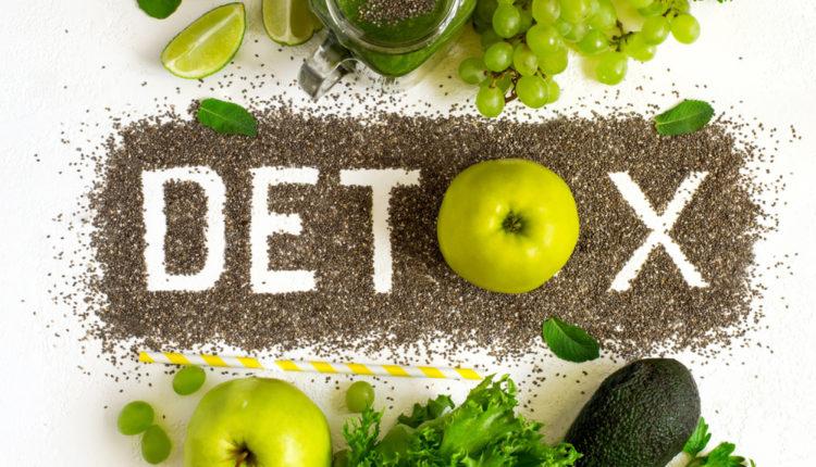 detoxifierea corpului natural curăță corpul