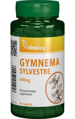 Gymnema sylvestre 400mg supliment pentru glicemie, 90 cps - Vitaking
