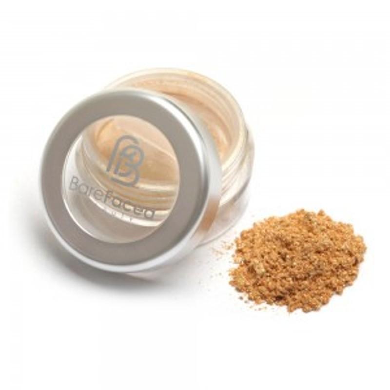 Fard de pleoape mineral GOLD - Barefaced Beauty