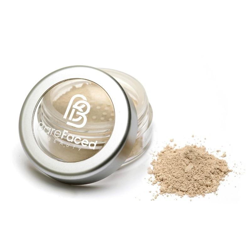Fond de ten mineral WHISPER, 12g - Barefaced Beauty