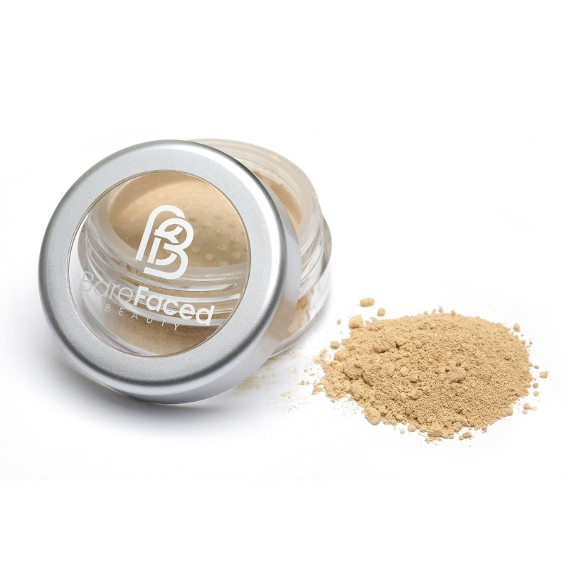 MINI Fond de ten mineral ELEGANCE, 2.5g - Barefaced Beauty