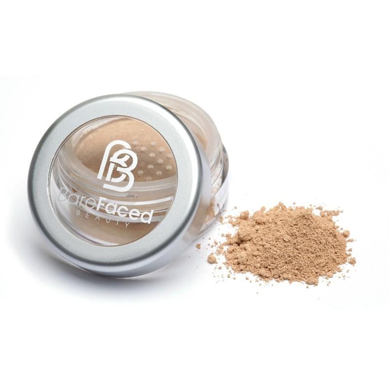 MINI Fond de ten mineral GENTLE, 2.5g - Barefaced Beauty