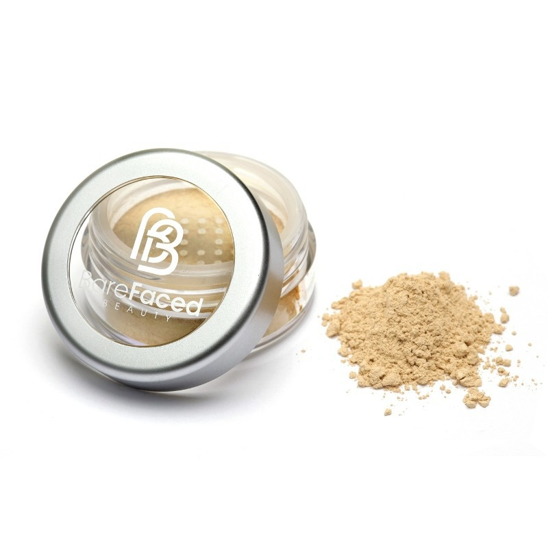 MINI Fond de ten mineral GRACIOUS, 2.5g - Barefaced Beauty
