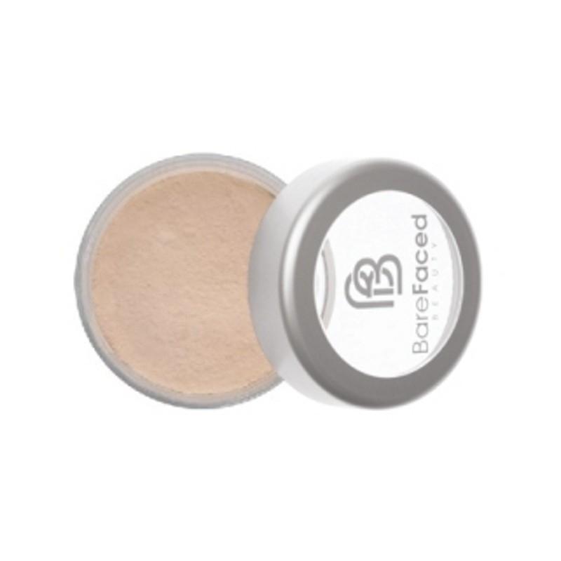 Pudra minerala de finalizare ENGLISH ROSE - Barefaced Beauty