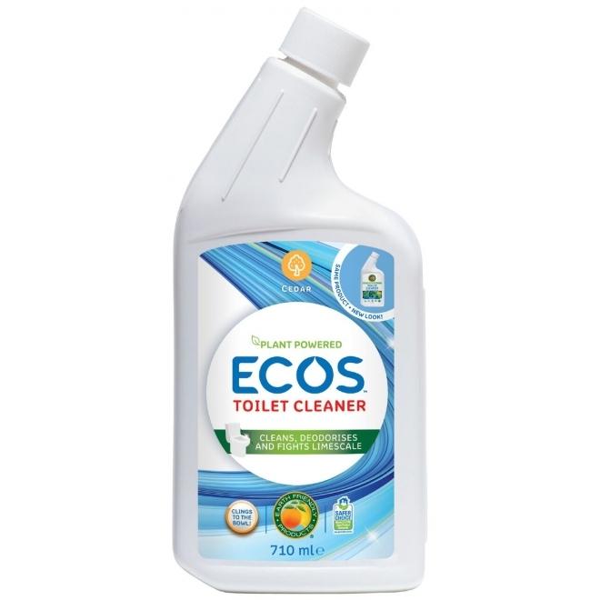 Solutie pentru curatat toaleta, 710 ml - ECOS