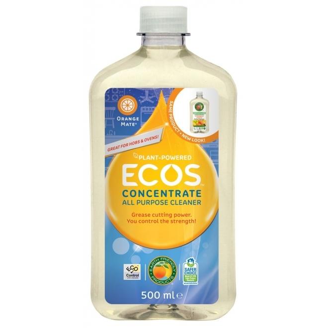 Degresant universal superconcentrat Orange Mate, 500 ml - ECOS