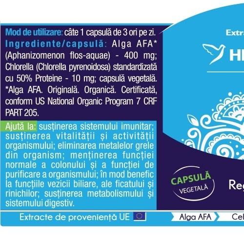 AFA Stem, 30 capsule - HERBAGETICA