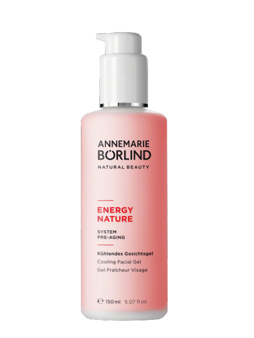 Energynature Gel tonic racoritor pentru ten normal sau uscat, 150 ml - Annemarie Borlind