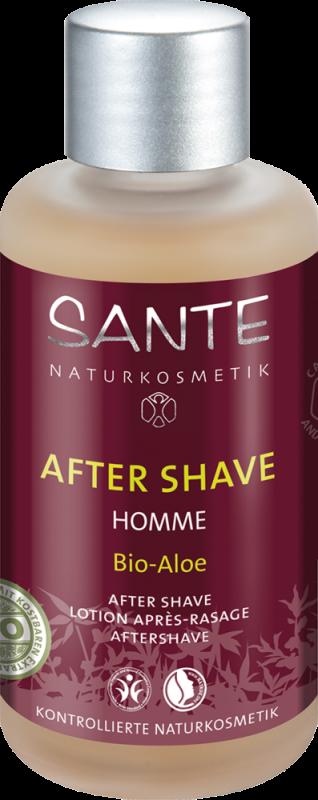After shave bio aloe vera si ceai alb, Homme - SANTE NATURKOSMETIK