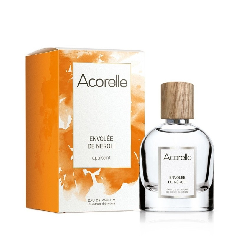 Apa de parfum bio Envolee de Neroli, 50 ml - Acorelle