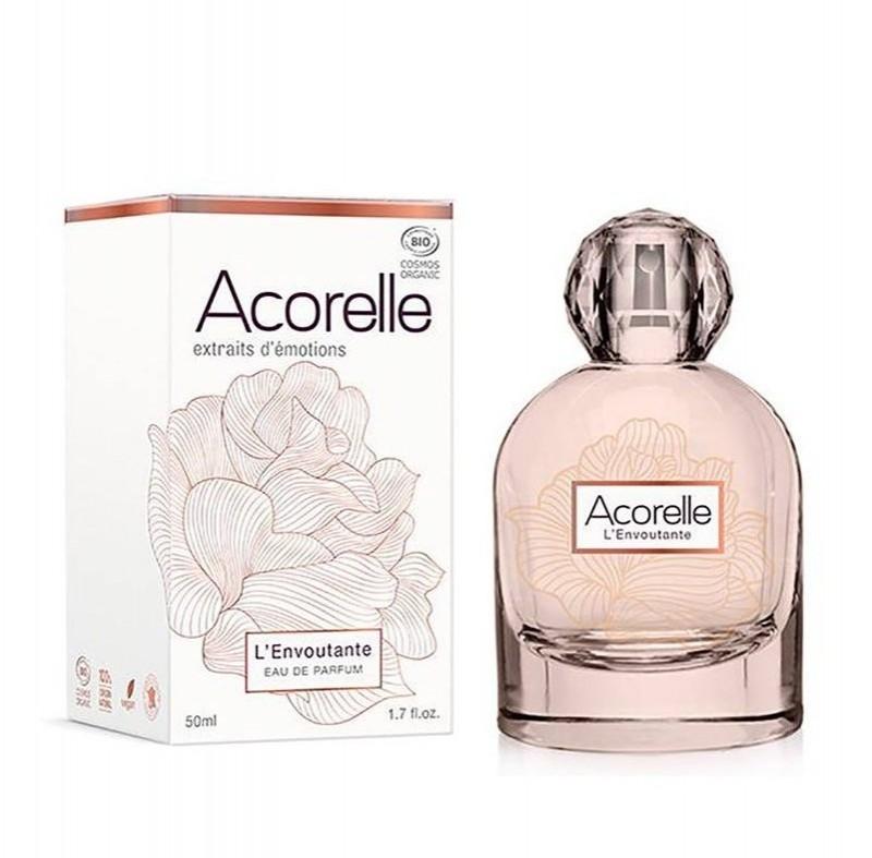 Apa de parfum bio L'Envoutante, 50 ml - Acorelle