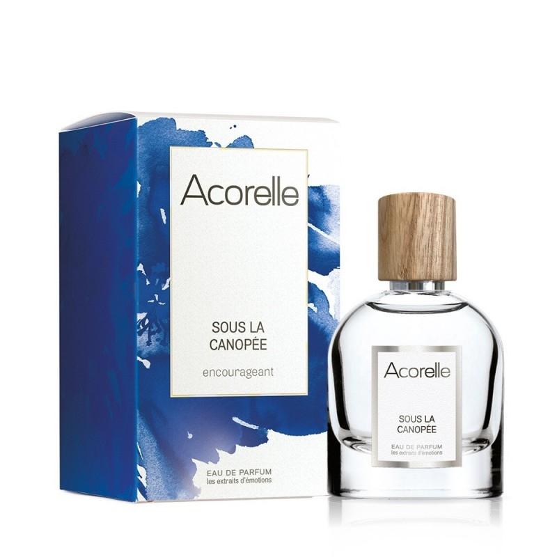 Apa de parfum bio Sous la Canopee, 50 ml - Acorelle