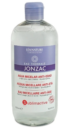Apa micelara bio anti-age Sublimactive, 500 ml - JONZAC