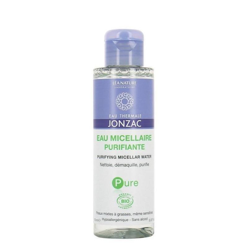 Apa micelara purifianta hipoalergenica, ten sensibil mixt si gras, Pure 150ml - JONZAC