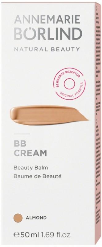 BB cream multifunctional Almond (ten inchis) - Annemarie Borlind