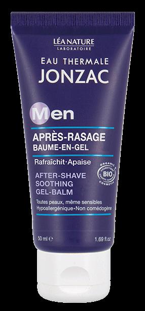 Balsam-gel aftershave cu apa termala - JONZAC