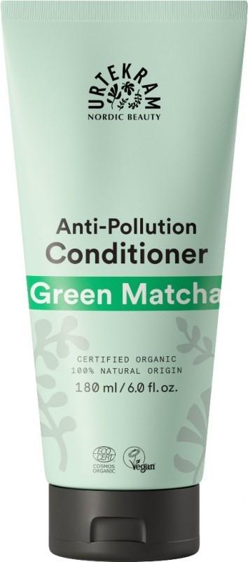 Balsam de par bio impotriva poluarii urbane Green Matcha, 180ml - URTEKRAM