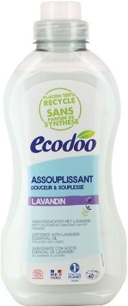 Balsam de rufe bio cu aroma de levantica, 1L - Ecodoo