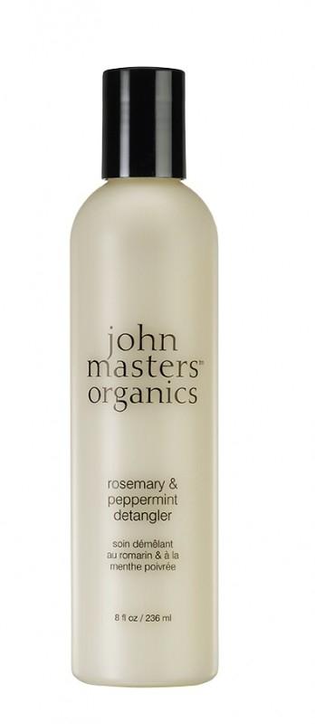 Balsam pentru descurcarea parului Rozmarin & Menta, 236 ml - John Masters Organics
