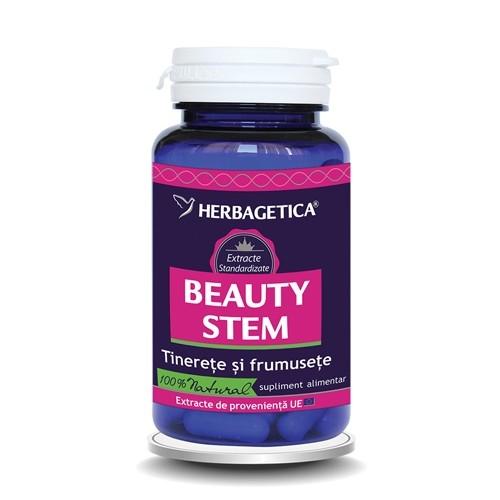 Beauty STEM, 60 capsule - HERBAGETICA