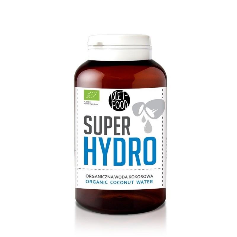 Super Hydro, apa de cocos pudra, 150g  - Diet-Food
