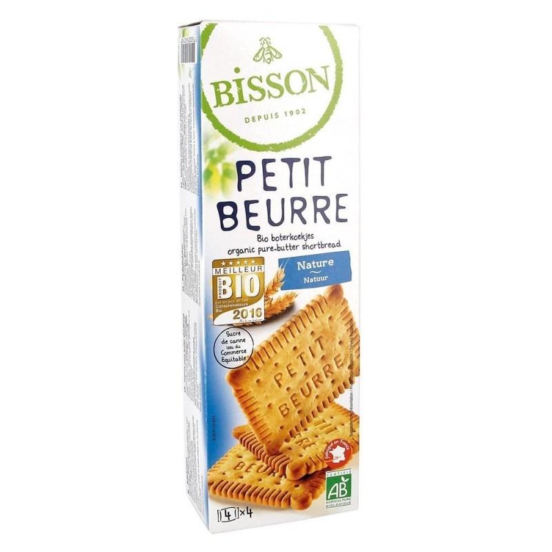 Biscuiti bio Petit Beurre, 150g - Bisson