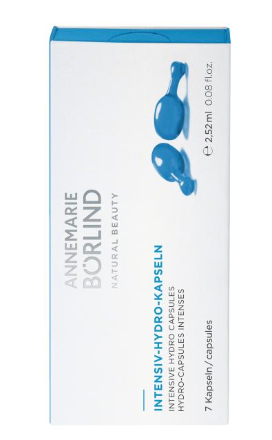 Capsule pentru hidratare intensiva, 7 buc - Annemarie Borlind