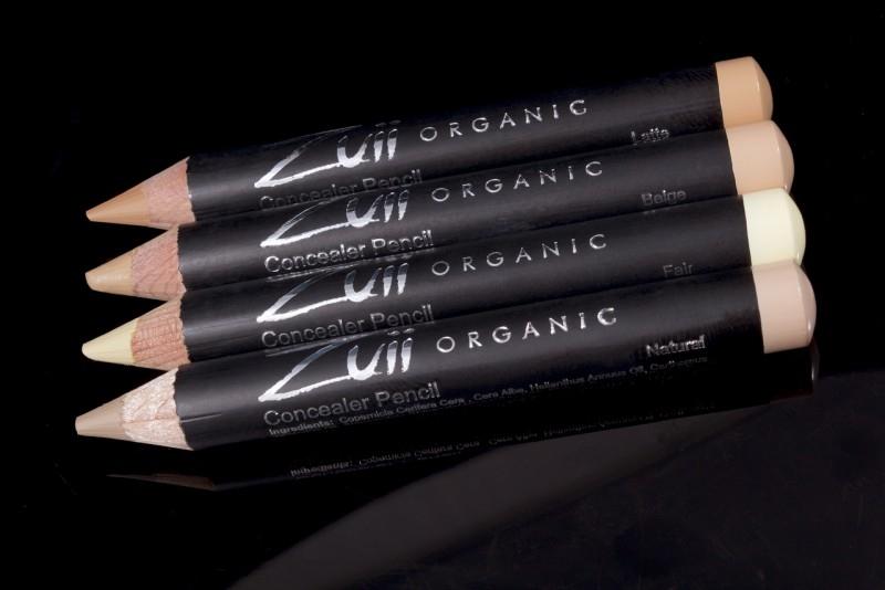 Creion corector organic pentru imperfectiuni, Beige - ZUII Organic
