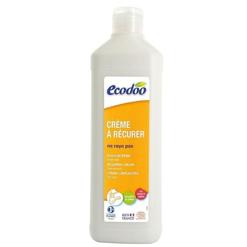 Crema de curatare abraziva, biodegradabila, 500 ml - Ecodoo