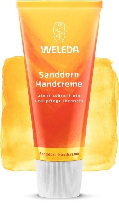 Crema de maini reparatoare cu ulei de susan si catina - Weleda