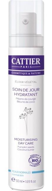 Crema hidratanta pentru ten normal si mixt, Elixir Vegetal - CATTIER