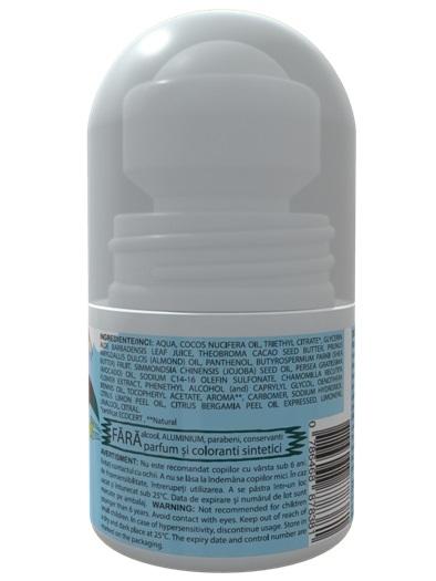 Deodorant natural pentru copii An-Tan-Te - NIMBIO