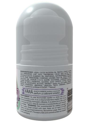 Deodorant natural pentru copii An-Tan-Tiri-Mogodan - NIMBIO