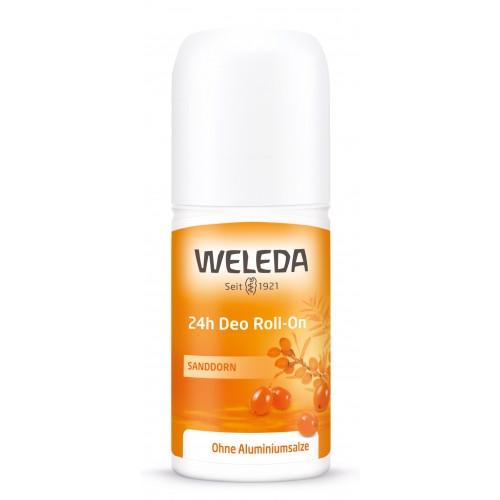 Deodorant natural roll on 24h Catina - Weleda