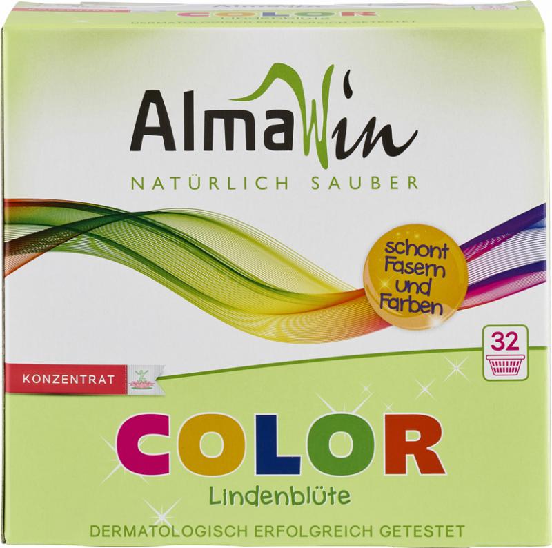 Detergent de rufe ecologic Flori de Tei, 32 spalari - AlmaWin