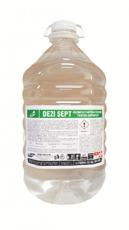 Dezinfectant bactericid pentru suprafete ready to use, bidon 5L