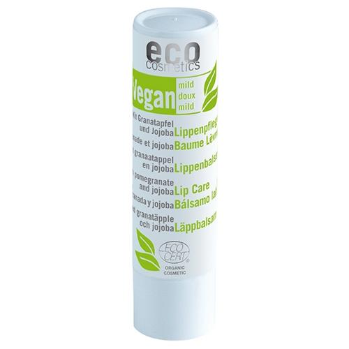 Balsam de buze bio VEGAN cu rodie si jojoba - Eco Cosmetics