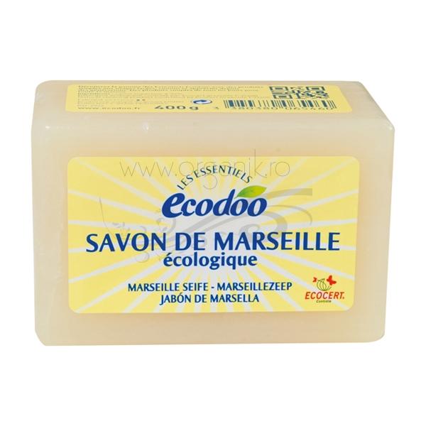 Sapun de Marsilia pentru rufe,  400 g - Ecodoo