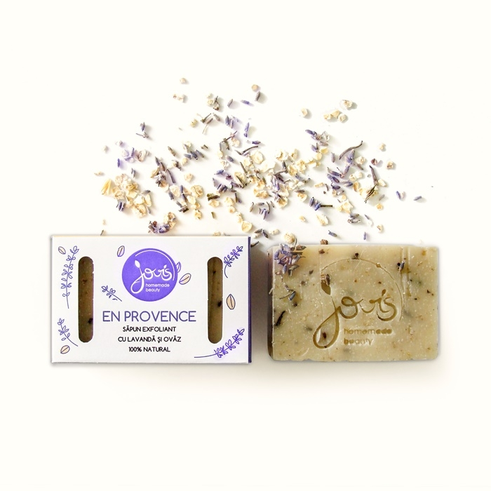 Sapun natural En Provence - Jovis Homemade Beauty