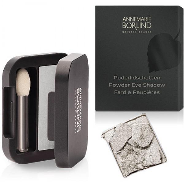 Fard de pleoape natural Silver 39 - Annemarie Borlind