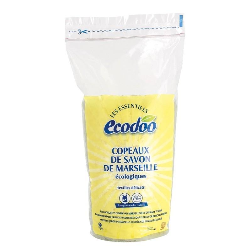 Fulgi de sapun bio de Marsilia, 1kg - Ecodoo