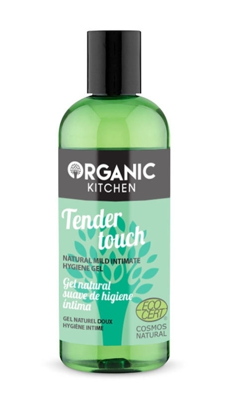 Gel bio cu musetel pentru igiena intima, Tender Touch - Organic Kitchen