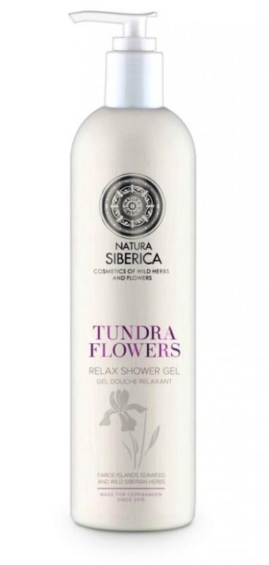 Gel de dus relaxant Tundra Flowers, Copenhagen 400 ml - Natura Siberica