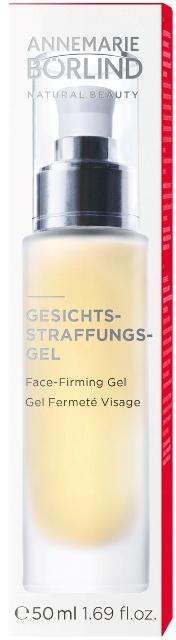 Gel facial pentru fermitate si capilare dilatate, 50 ml - Annemarie Borlind