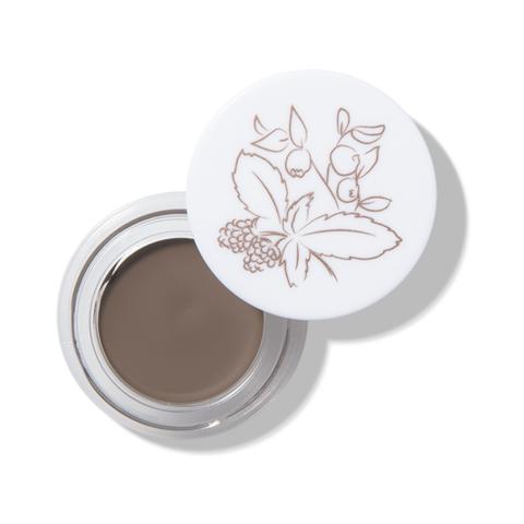 Gel pentru sprancene Long last Brows, Soft Brown - 100 Percent Pure Cosmetics