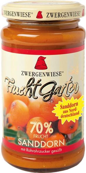 Gem bio de catina, fara gluten, 225g - Zwergenwiese