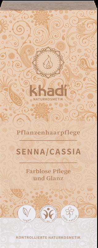 Henna neutra (Senna Cassia) - Khadi