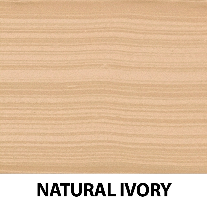 Fond de ten organic cu ingrediente florale, Natural Ivory - ZUII Organic