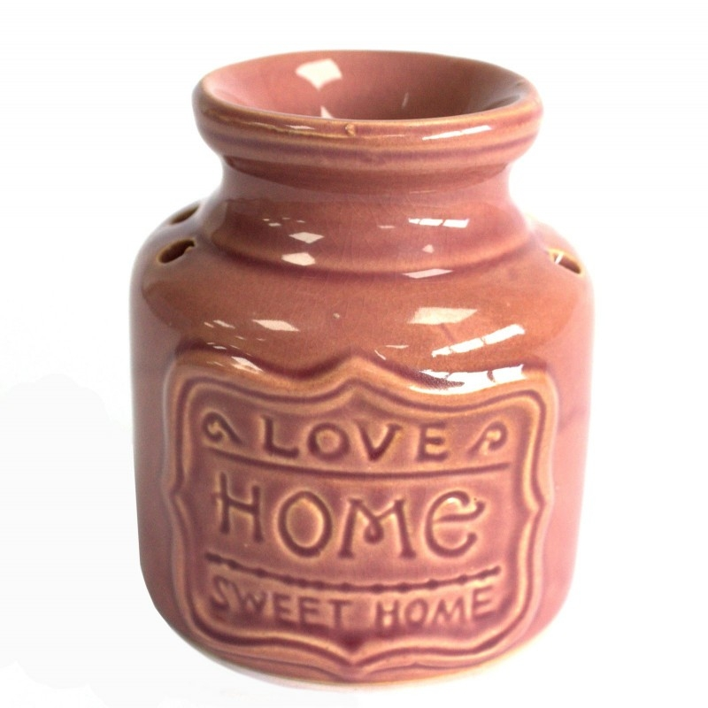Lampa pentru uleiuri esentiale Lavender (mare) - Ancient Wisdom